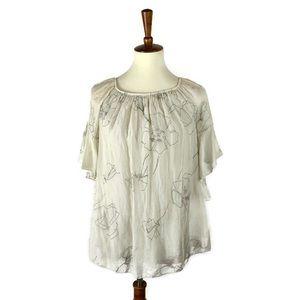 NEW Angela Moda Silk Top